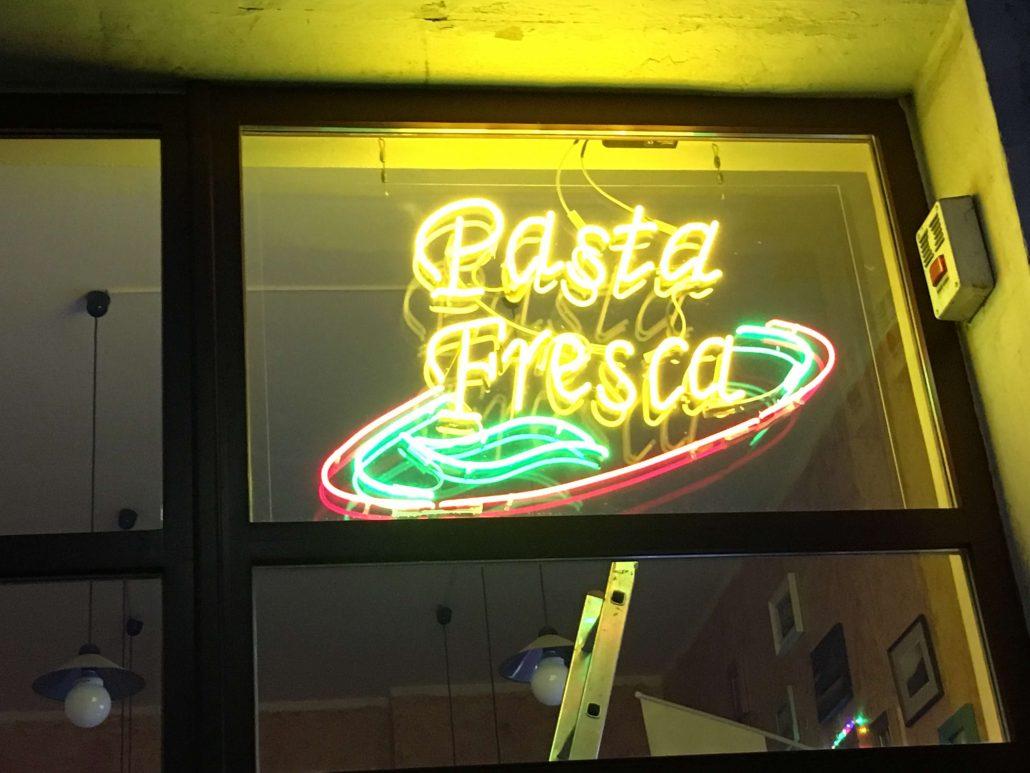 Pasta Fresca- Neon